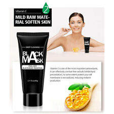 Blackhead Remover Deep Cleansing Purifying Peel Black Mud Face Mask