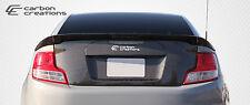 11-14 Scion tC Carbon Fiber GT Concept Wing Spoiler 3pc Body Kit 107510