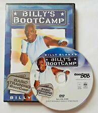 Billy Blanks - Basic Training Bootcamp DVD 2005