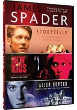 James Spader Triple Feature The Kids Storyville Alien Hunter Region 1 DVD