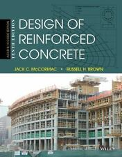 Design of Reinforced Concrete by McCormac, Jack C., Brown, Russell H.