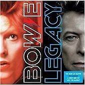 DAVID BOWIE - Legacy - The Very Best Of - Greatest Hits Collection CD NEW