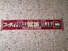 d3 sciarpa MILAN AC football club calcio scarf bufanda echarpe italia italy