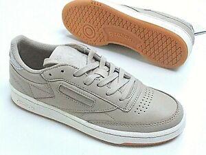 Reebok Club C 85 Diamond Womens Shoes Trainers Uk Size 4     BD4426