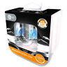 GE Megalight Ultra H4 +150% Light Car Headlight Bulbs (Twin) 50440NXNU