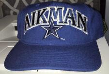 NFL DALLAS COWBOYS Troy Aikman vintage #8 Snapback Starter Baseball cap Hat NWT