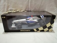 MINICHAMPS ROBERT KUBICA BMW SAUBER F1 TEAM 2009 F1 CAR 1:18 FORMULA ONE