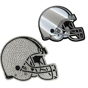 Officially Licensed NFL His and Hers Emblems 499108-J (Browns)