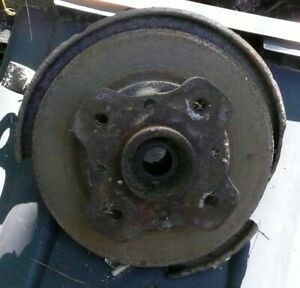 Ford Festiva  Front Driver's Side Knuckle  Wheel Hub and Bearing