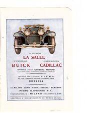 1928 Ad Print Auto Automobile La Salle Lux Sport Front View color cadillac g13