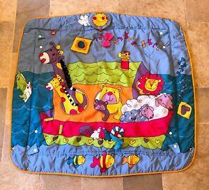 Tiny Love Play Mat Baby Gymini Activity Playmat Replacement Animal Ark Theme