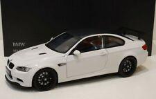 KYOSHO BMW M3 E92 GTS White ALPINE WEISS K08739P 1:18