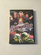 Galaxy Quest (Dvd, 1999) Tim Allen - Sigourney Weaver - Brand New Sealed