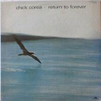 CHICK COREA - Return To Forever ~ VINYL LP JAPANESE PRESS