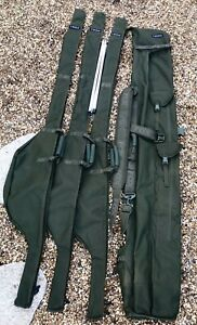 Fox Royale Rod Quiver / Bag with 3 12ft sleeves - Fishing