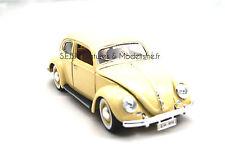 VW VOLKSWAGEN COCCINELLE BEETLE KAFER 1/18 BURAGO