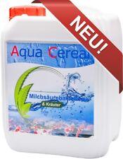 Aqua-Cereal® Milchsäurebakterien & KRÄUTER 5 L. die Kraft der Natur für Ihre KOI