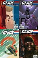 G.I. Joe: Origins #10-11 (2009-2010) Limited Series IDW Comics - 4 Comics