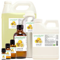 Lemon Essential Oil 100% Pure Many Sizes Free Shipping