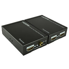 HDMI Extender 50m sur unique CAT5e UTP CAT6 / avec IR et sélectionnables edid nouveau