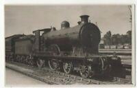 Railway Locomotive No. 14482 Vintage RP Postcard 282c