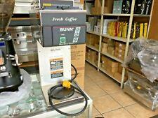 Bunn Cdbcp35 1l2u Coffee Brewer Machine Stainless Steel 3 Warmer 110 Volts