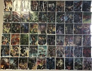 INJUSTICE MEGA LOT YEAR ONE-FIVE #1-12 1-20 ANNUAL GROUND ZERO + MORE 92 ISSUES