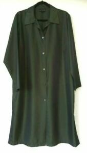 Nicola Waite tunic shirt dress jacket layering Size 3