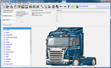 Scania Multi 03/2018 multilanguage spare parts and service manuals software