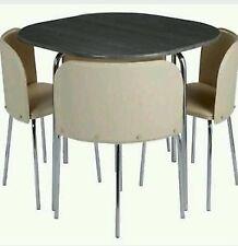 Tisch- und Stuhl-Sets aus Kunstleder