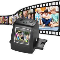 14MP/22MP Negative Film Photo Scanner For 35/135mm 126KPK/Super 8Films Scan R7F1