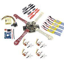 F450 Quadcopter Rack Kit Frame CC3D EVO 2212 1000KV motor 30A SIMONK ESC 1045