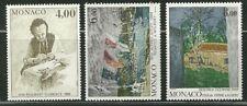 MONACO MINT NEVER HINGED NH # 1689 - 1691