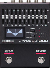 Boss EQ200 Graphic Equalizer