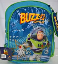 ~ Toy Story - BUZZ BACKPACK & COIN MONEY BAG WALLET GENUINE LICENSED School Boys