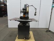 Di Acro No 18 Turret Punch Press 18 Station Sheetmetal Working 230460v 3ph