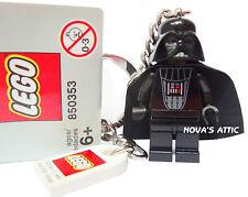 STAR WARS LEGO DARTH VADER  KEYRING KEYCHAIN ORIGINAL