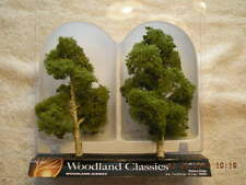 """3537 6""""-7"""" Waters Edge Trees New In Box"""