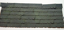 TAR PAPER ROOFING HO Scale Model Railroad Structure Unpainted Laser Kit RSL2930