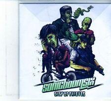 (DU691) Sonic Boom Six, City Of Thieves sampler - DJ CD