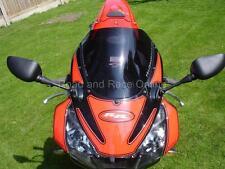 Honda CBR929RR CBR954RR Mirrors 2000-2001-2002-2003 Pair Blk Long Stem RR2 RR3