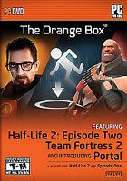 Orange Box Half-Life 2 (PC, 2007) Team Fortress 2 Portal Episode 1 Gamer Edition