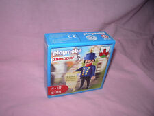 /// PLAYMOBIL SPECIAL 6105 LIMITED EDITION GENDARME ZIRNDORF VICTORIAN NEUF ///