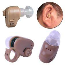 AXON K-55 ITE Hearing Aid Sound Amplifier Volume Adjustable