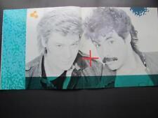 1983 Hall & Oates H20 Hot N Ameria Tour Souvenir Program Canada Dry Ginger Ale