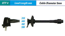 Spark Plug Leads FOR Toyota Camry Celica AT18 ST18 Holden Apollo JM JP