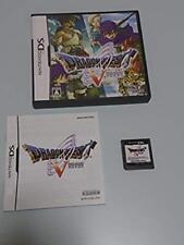 Nintendo DS Dragon Quest V Tenkuu no Hanayome NDS Japan