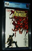 The New Avengers #27 2007 Marvel Comics CGC 9.6 NM+