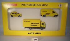 Wiking 1/87 Set PMS 81-11 Aktie GELB VW Polo/MB Sprinter/Iveco Cargo OVP #311