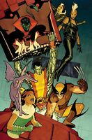 Uncanny X-Men #1 Cliff Chiang 1:25 Variant - NOT A VIRGIN COVER